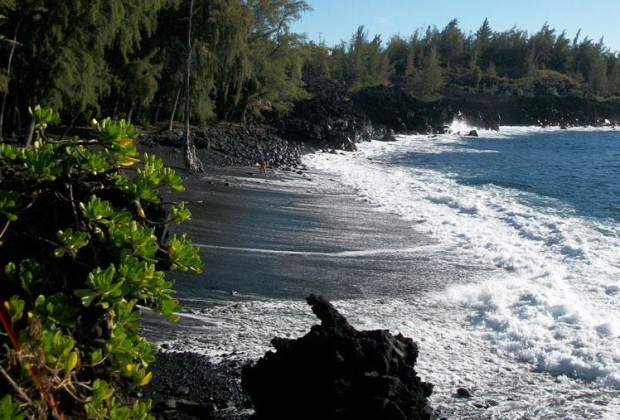 Kehena Beach - Big Island, Hawaii