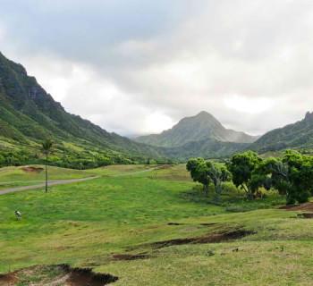 Kualoa Ranch - Oahu, Hawaii