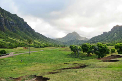 Kualoa Ranch - Oahu, Hawaii