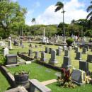 Oahu Cemetery - Honolulu, Hawaii