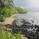 Pali Ke Kua Beach - Kauai, Hawaii