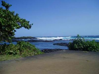 Whittington Beach Park - Big Island, Hawaii