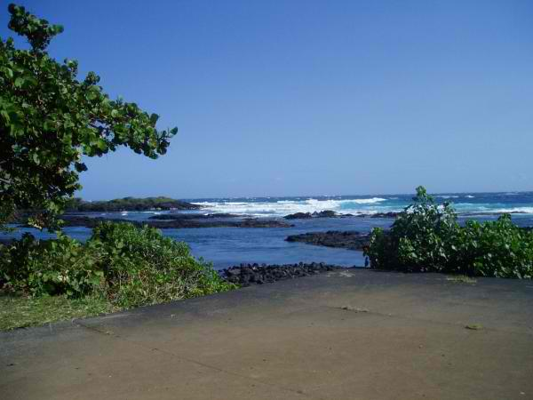 Whittington Beach Park - Big Island, Hawaii