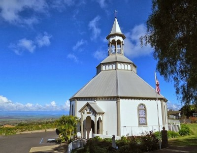 Church of the Holy Ghost - Kula, Hawaii