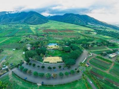 Maui Tropical Plantation - Maui, Hawaii
