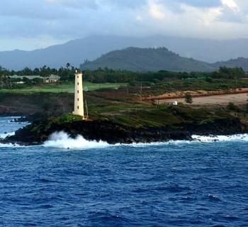 Ninini Point Lighthouse - Kauai, Hawaii