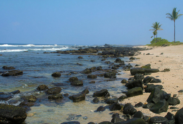 Old Kona Airport State Recreation Area - Hawaii