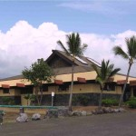 Old Kona Airport State Recreation Area - Pavilion