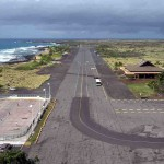Old Kona Airport State Recreation Area - Runway