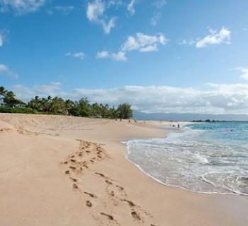 Ke Iki Beach - Haleiwa, Hawaii