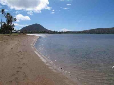 Paiko Lagoon and Kuli'ou'ou Beach Park - Oahu, Hawaii