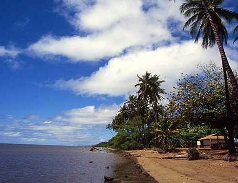 Kiowea Beach Park - Molokai, Hawaii
