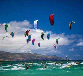 Kite Beach - Maui, Hawaii