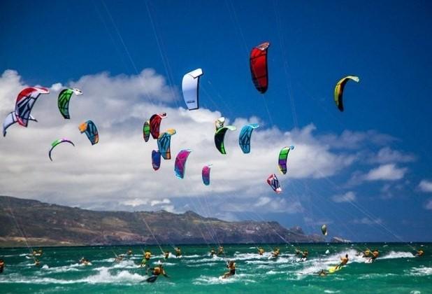Kite Beach - Maui, Hawaii