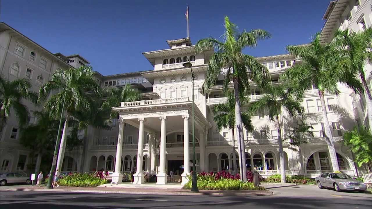Moana Hotel - Honolulu, Hawaii