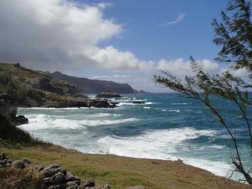 Kakahaia Beach Park - Molokai, Hawaii