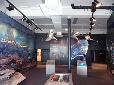 Mokupāpapa Discovery Center