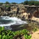 Makawehi Lithified Cliffs - Kauai, Hawaii
