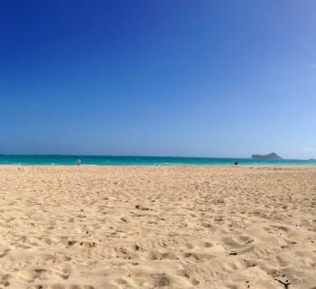 Oahu's Alternative Beaches - Sherwoods Beach