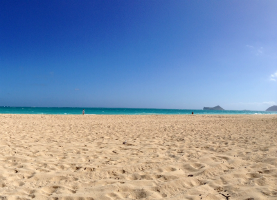 Oahu's Alternative Beaches - Sherwoods Beach
