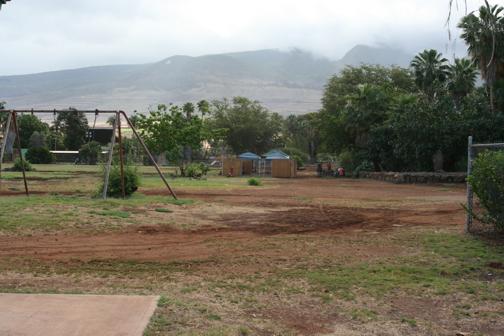 Moku'ula - Malu'ulu'olele Park in Lahaina, Hawaii