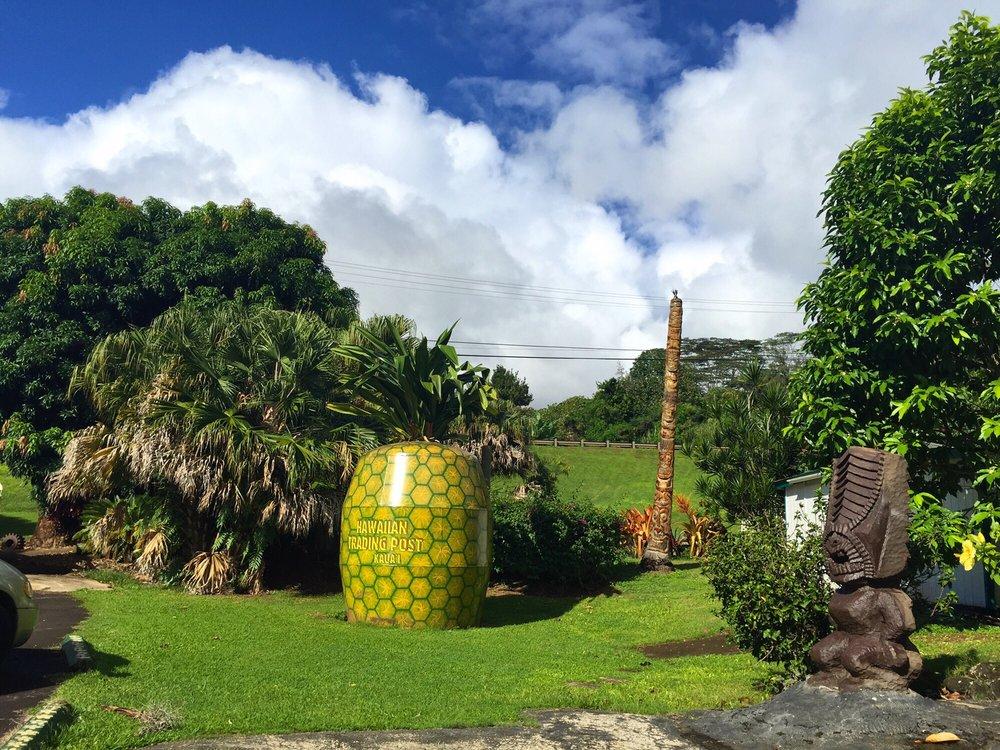 The Hawaiian Trading Post