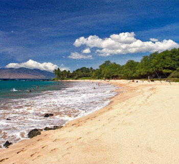 White Rock Beach (Palauea Beach) - Maui, Hawaii