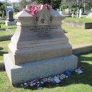 Alexander Cartwright's Grave in Oahu, Hawaii