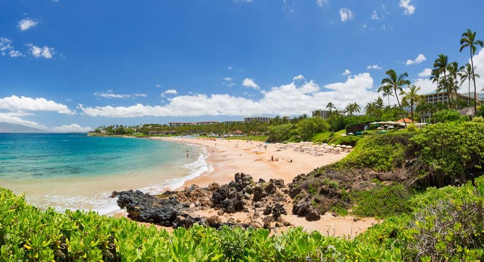 Polo Beach Wailea Maui Only In Hawaii