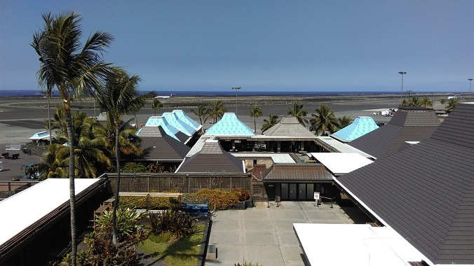 Kona International Airport at Keahole
