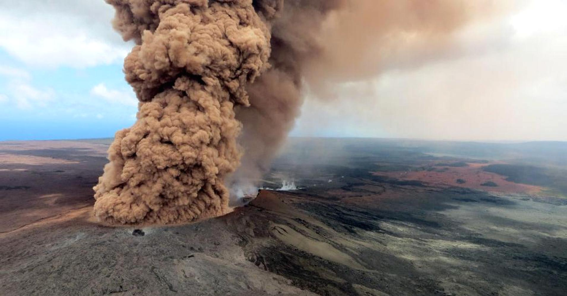 Facts About Kilauea Volcano